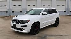 2015 jeep grand srt review in detail start up