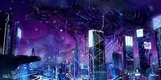 Neon Retro Cyberpunk Wallpaper by Artstation Cyberpunk Dario Marzadori