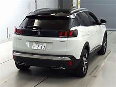 Buy Import Peugeot 3008 2017 To Kenya From Japan Auction
