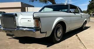 1971 Lincoln Continental Mk III  Classic