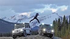 Mike Horn Expedition With The Mercedes G Class
