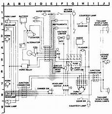 fundamentals to understanding automobile electrical and vacuum diagrams old school automotive