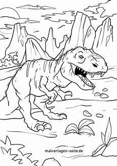 Ausmalbilder Dinosaurier Rex Malvorlage Tyrannosaurus Rex Dinosaurier Kostenlose