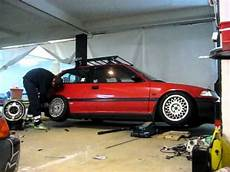 changing wheels honda civic ed7