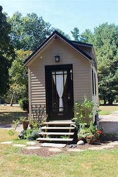 tiny hall house