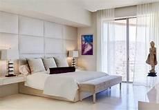 Deko Für Schlafzimmer Wände - wand mit stoff bespannen deko mit textilien versch 246 nert