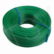 16 green pvc coated tie wire 20 rolls box