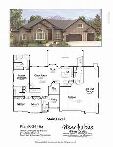 rambler house plans with bonus room traditional rambler home plan with bonus room house