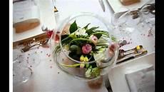 centres de table pour mariage