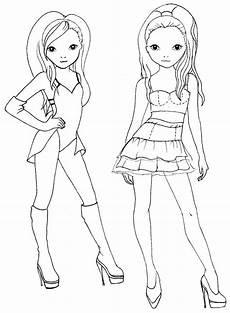 Malvorlagen Topmodel Topmodel Malvorlagen Zum Ausdrucken Ohne Kleidung