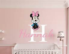 Minnie Mouse Wall Stickers