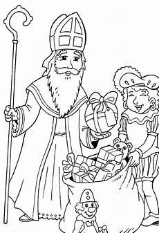 Ausmalbild Bischof Nikolaus Bischof Nikolaus Ausmalbilder 05 Ausmalbilder Bischof