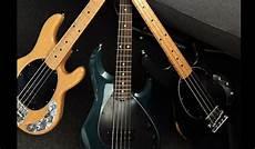 Stingray Bass Shootout Bass Pedals