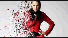 How To Create A And Easy Splatter Dispersion Effect