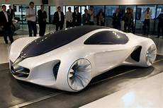 mercedes biome concept car grows in a nursery