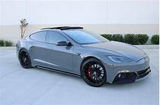 tesla model zero to 60 designs gives the tesla model s a radical