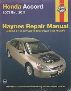 old cars and repair manuals free 2011 honda pilot instrument cluster honda accord 2003 2011 haynes service repair manual workshop car manuals repair books