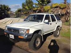 how to download repair manuals 1993 toyota 4runner navigation system toyota 4runner 1993 v6 manual 4 x 4