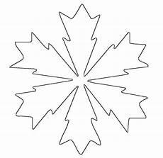 Schneeflocke Malvorlage Einfach Die Besten 25 Schneeflocke Vorlage Ideen Auf