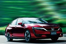 Honda S 2017 Clarity Fuel Cell Will Start At Around 60 000