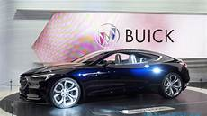 new buick concept 2019 redesign the 2019 buick new regal concept