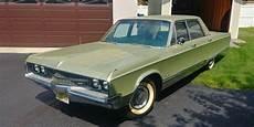 1968 Chrysler New Yorker For Sale
