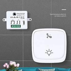 Bakeey 433mhz 315mhz Wireless Switch by Bakeey 433mhz Smart Switch Wireless Remote Panel