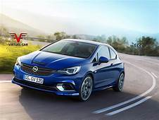 Vauxhall Astra 2017 HD Wallpapers