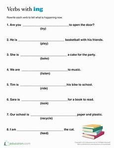 spelling present tense verbs worksheets 22603 present tense for worksheet education