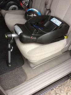 maxi cosi baby child easy fix isofix car seat base in