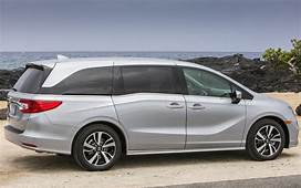 2020 Honda Odyssey Hybrid Release Date Changes Interior