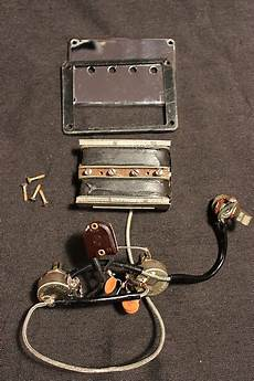 1967 gibson sg wiring harness gibson epiphone mudbucker and wiring harness 1967 reverb