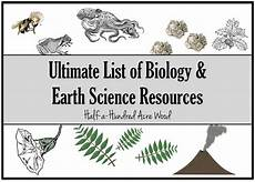 earth science half worksheet 13329 biology earth science resources half a hundred acre wood