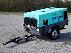 imer rotair autres compresseur de chantier mdvn35a