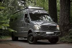 Outside Van