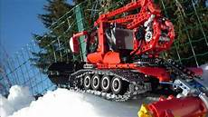 winter special lego 4x4 snow edition pistenbully