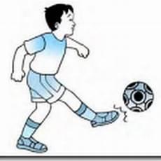 Paling Top 52 Gambar Kartun Orang Menendang Bola