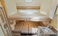 Buerstner Plus Wohnwagen