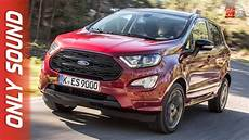 ford ecosport st line 2018 new ford ecosport st line 2018 test drive only