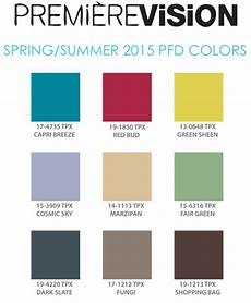 Color Trend Report Pfd Colors For Summer 2015