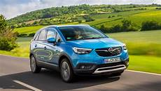 Stylish For The City With Suv Coolness Media Opel