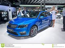 skoda octavia rs farben skoda octavia rs editorial stock photo image of drive