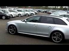 Audi A4 Avant Special Editions 2011 2 0 Tdi 136 Black