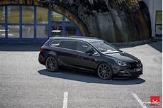 tuning opel astra j tourer side