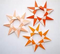 3 origami origami ornamente