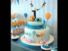 creative 1st birthday cake design decorating ideas for
