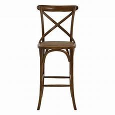 chaise de bar bistrot style vintage mooviin