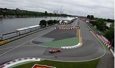 Formula One Canadian Grand Prix Weather Forecast