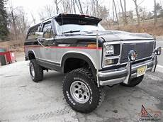 how to work on cars 1985 ford bronco electronic valve timing 1985 ford bronco xlt lariat 4x4
