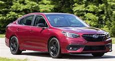 2020 subaru legacy ride and handling shine consumer reports